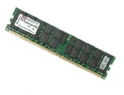 2GB DDR2 400 ECC Registered Kingston