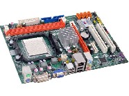 ECS A780LM-M2 (socket AM3)